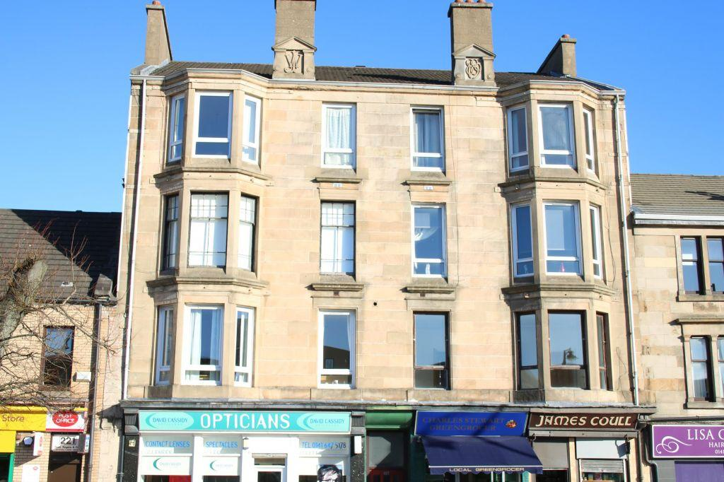 2 Bedrooms Flat for sale in 1/1, 227 Main Street, Rutherglen, Glasgow, G73 2HH
