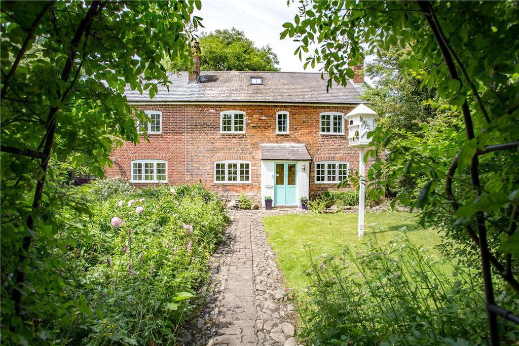 5 Bedrooms Detached House for sale in Stanton St. Bernard, Marlborough, Wiltshire, SN8