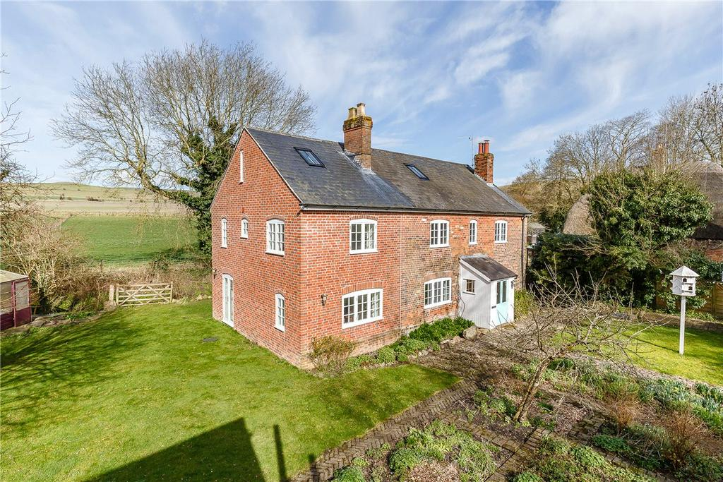 5 Bedrooms Detached House for sale in Stanton St. Bernard, Marlborough, Wiltshire, SN8