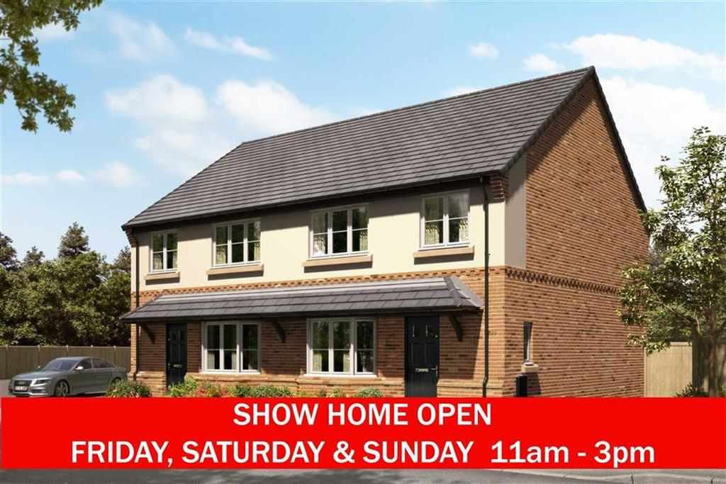 3 Bedrooms Semi Detached House for sale in Parc Broncoed, Mold