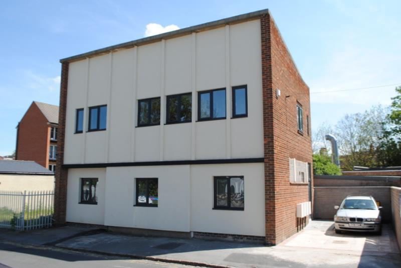 1 Bedroom Apartment Flat for sale in Factory Street, Loughborough