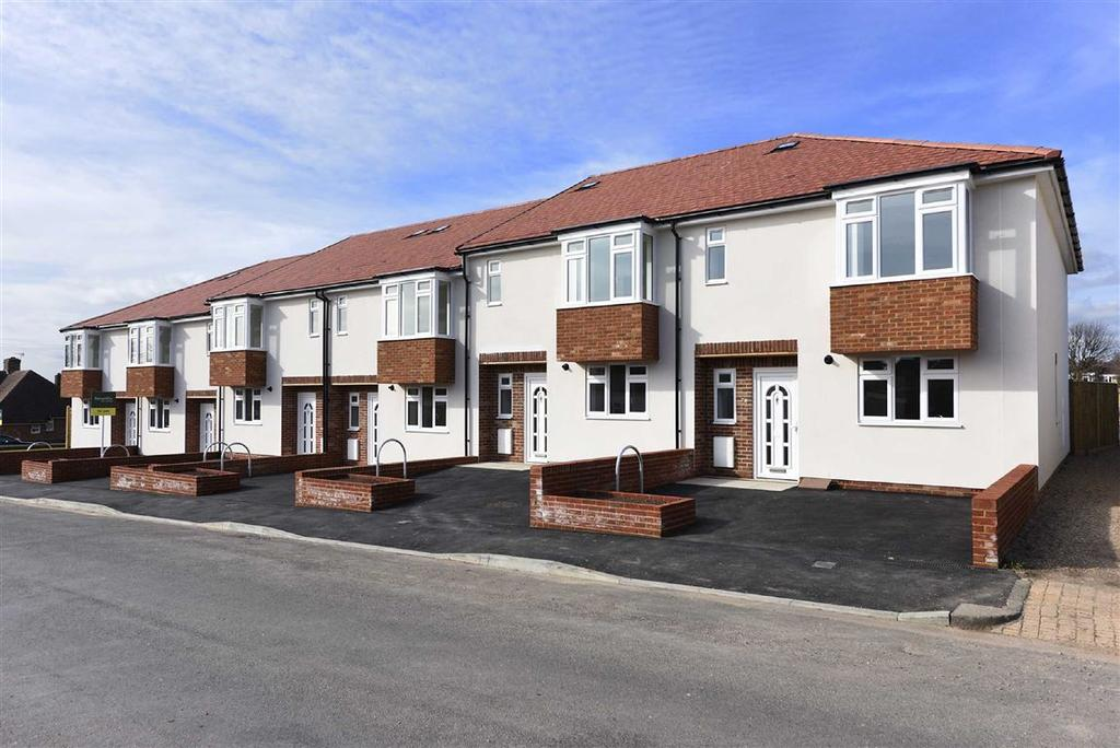 3 Bedrooms End Of Terrace House for sale in Deacons Drive, Portslade