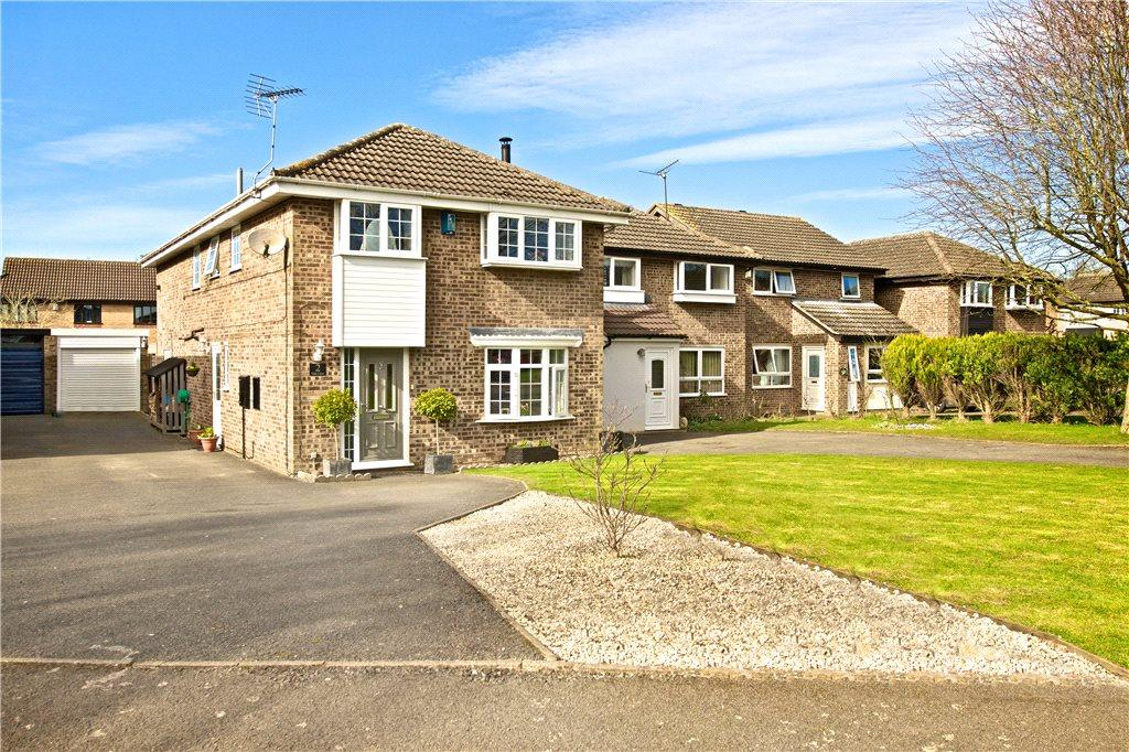5 Bedrooms Detached House for sale in Oak Close, Hartwell, Northamptonshire