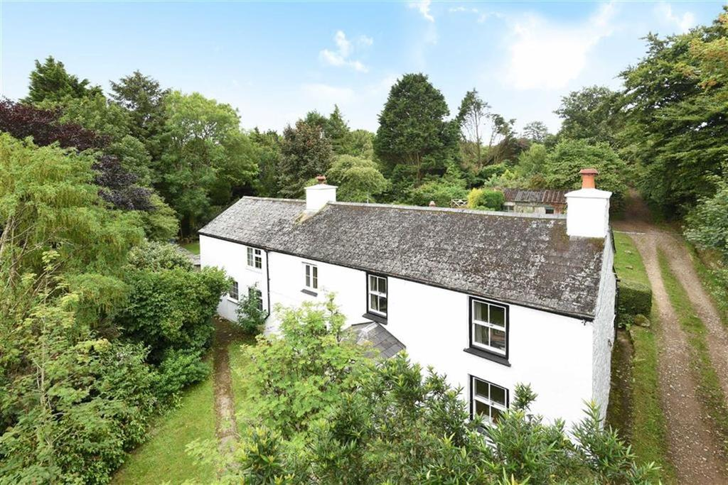 4 Bedrooms Detached House for sale in Goodmans Lane, Pensilva, Liskeard, Cornwall, PL14