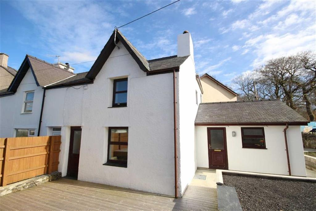 3 Bedrooms Semi Detached House for sale in Ty Du Road, Llanberis, Gwynedd, LL55