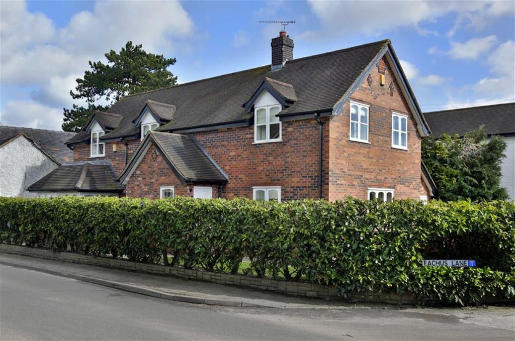 4 Bedrooms Detached House for sale in Eachus Lane, Church Minshull, Cheshire