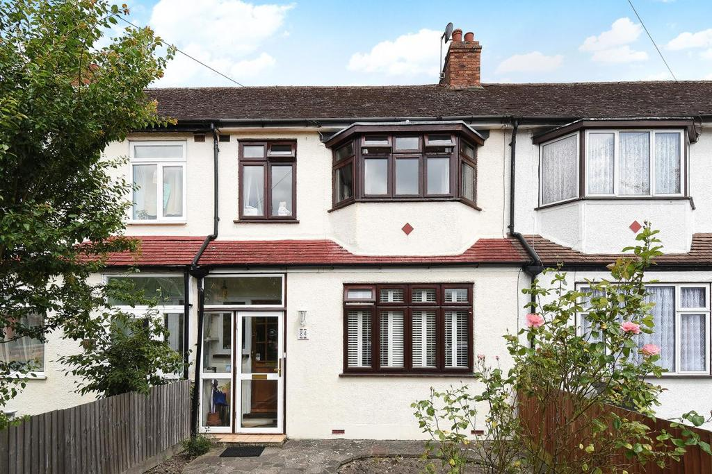3 Bedrooms Terraced House for sale in Princes Plain, Bromley