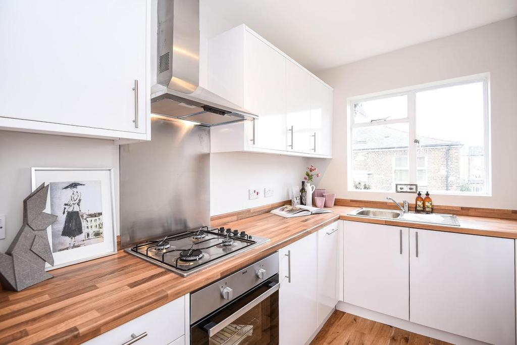 1 Bedroom Flat for sale in Overstone Road, Hammersmith
