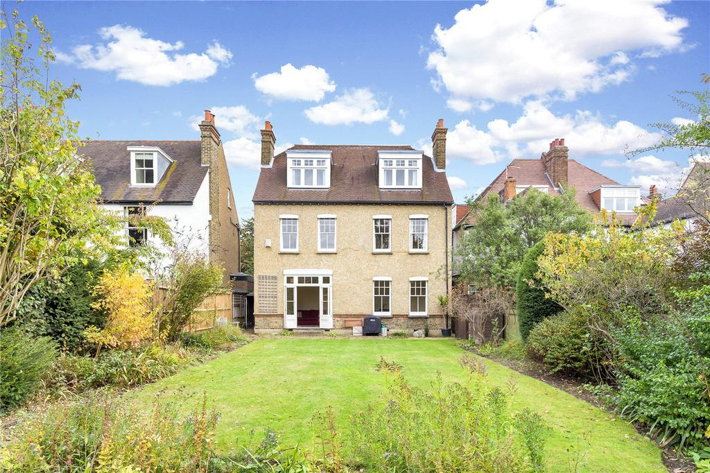 7 Bedrooms Detached House for sale in Murray Road, Wimbledon, London, SW19