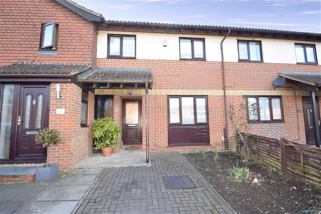 3 Bedrooms Terraced House for sale in Marsworth Close, Waford, Herts