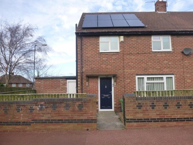 3 Bedrooms Semi Detached House for sale in PRESTHOPE ROAD, PENNYWELL, SUNDERLAND SOUTH