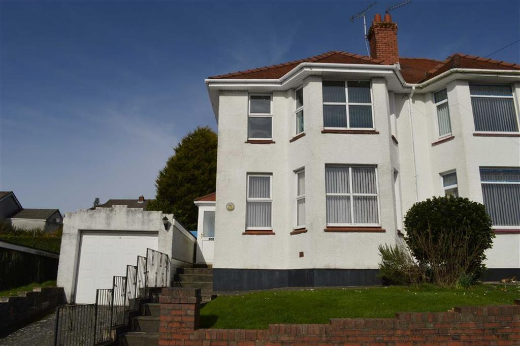 3 Bedrooms Semi Detached House for sale in Bayswater Road, Swansea, SA2