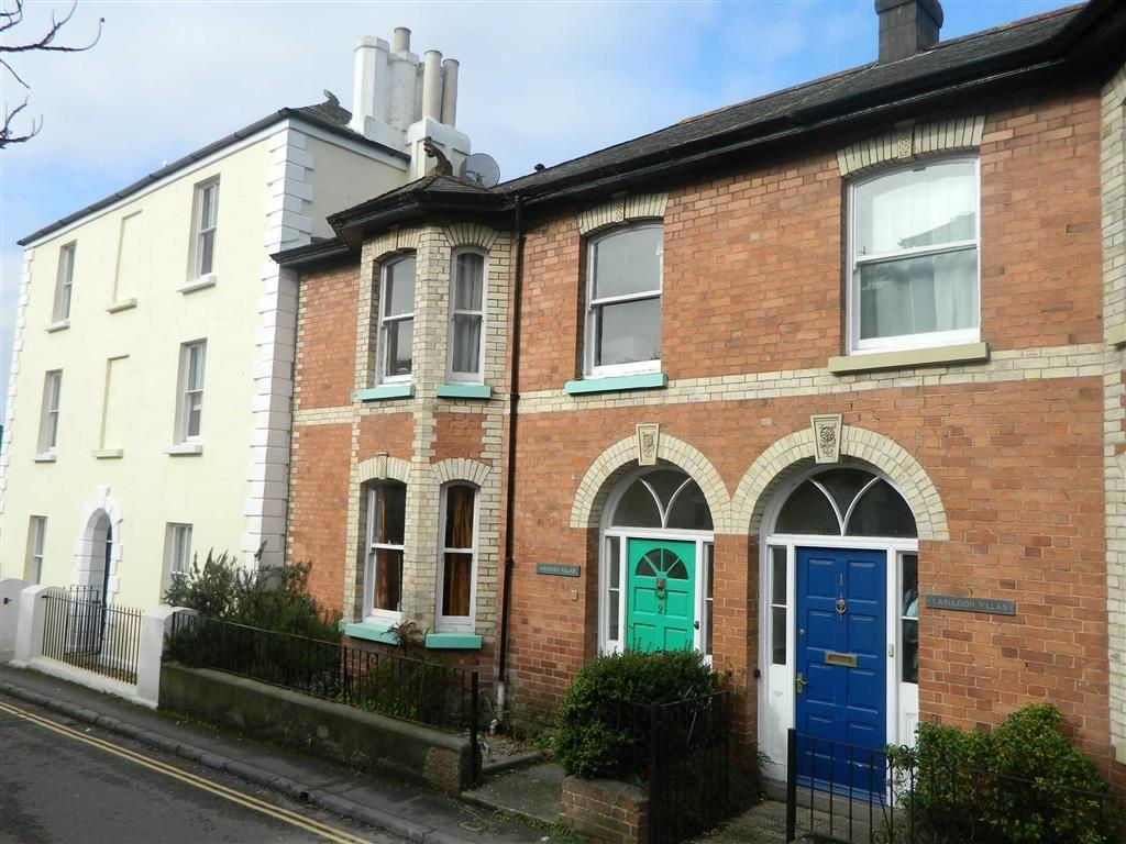 3 Bedrooms Semi Detached House for sale in Ashleigh Villas, Plymouth Road, Totnes, Devon, TQ9