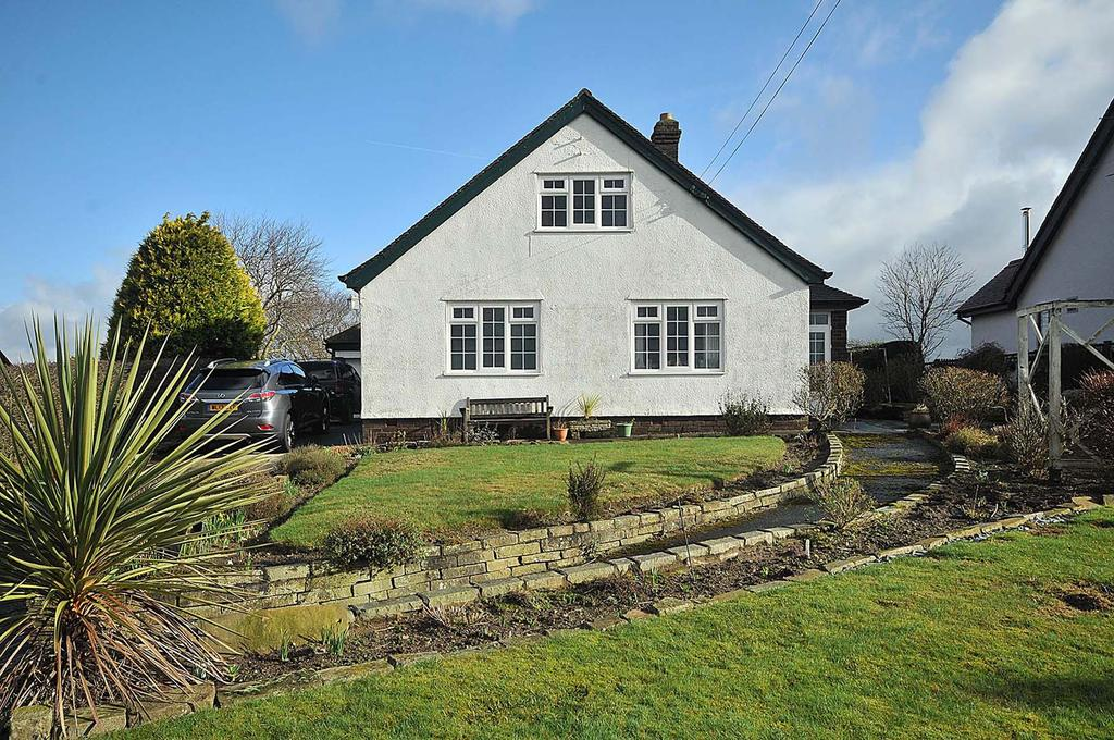 3 Bedrooms Detached House for sale in Gawsworth, Macclesfield