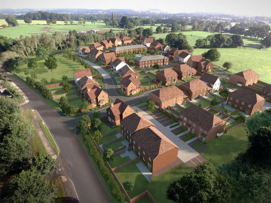 3 Bedrooms Terraced House for sale in Fair Oak, Hampshire
