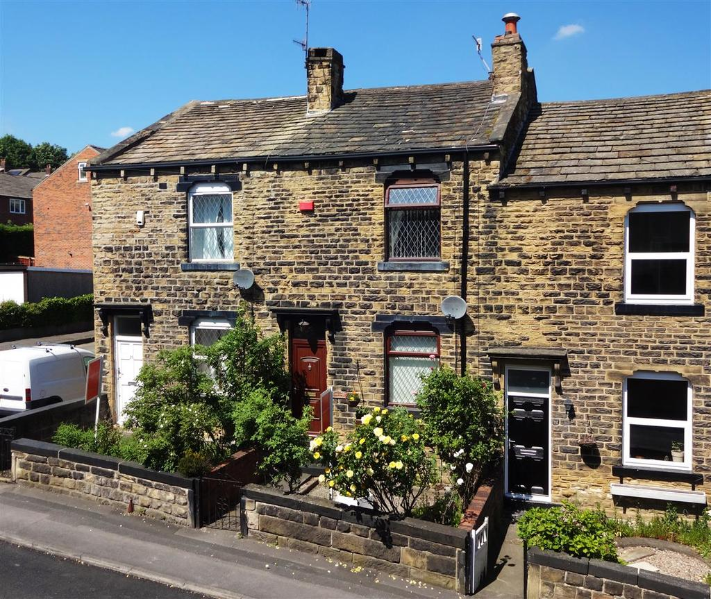 2 Bedrooms Terraced House for sale in Kirkham Street, Rodley