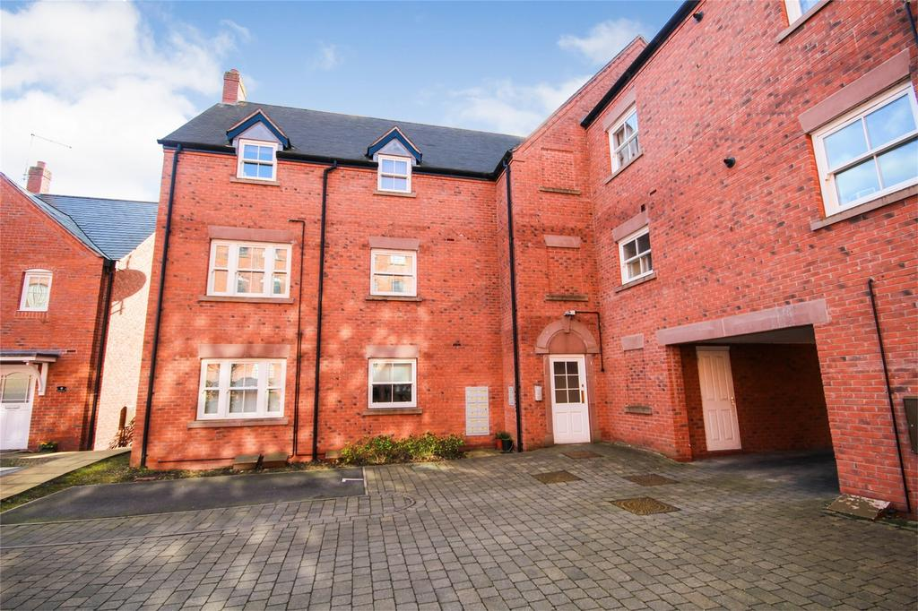 2 Bedrooms Flat for sale in Riverside Mews, Hall Yard, Tean, Staffordshire