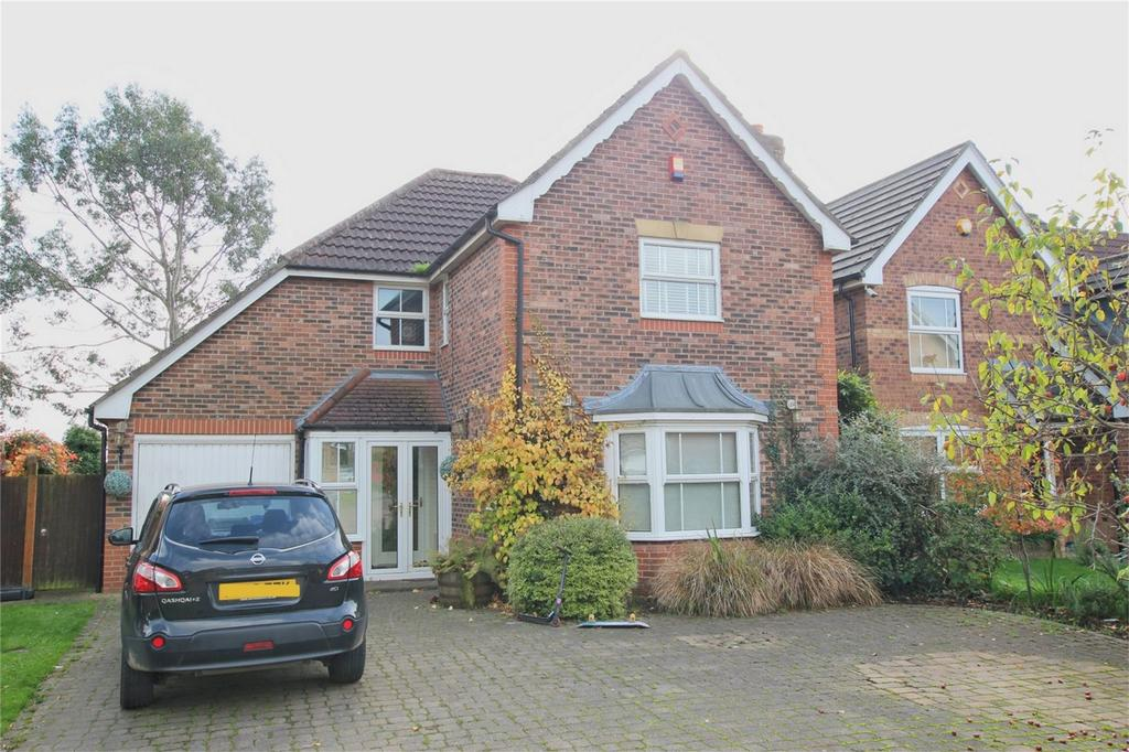 4 Bedrooms Detached House for sale in Megson Way, Walkington, East Yorkshire