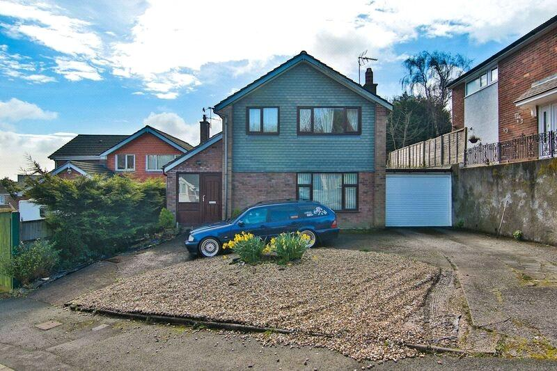 3 Bedrooms Detached House for sale in Lothian Crescent, Penylan, Cardiff, CF23