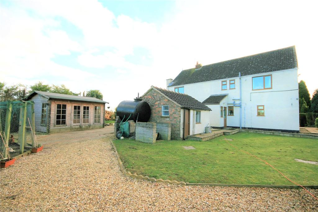 4 Bedrooms Detached House for sale in North Road, Gedney Hill, PE12