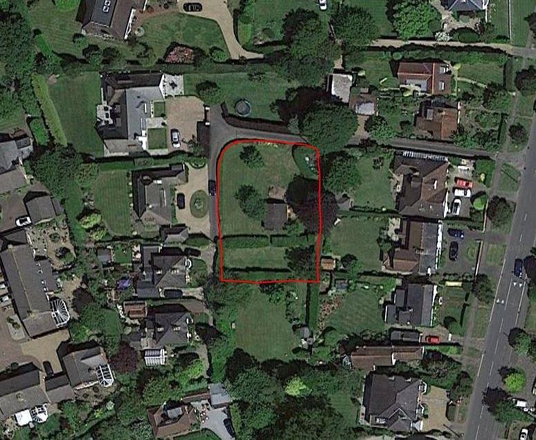 Plot Commercial for sale in West End Lane, Esher, Surrey, KT10
