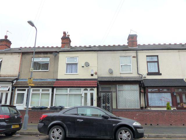 2 Bedrooms Terraced House for sale in Westwood Road,Witton,Birmingham