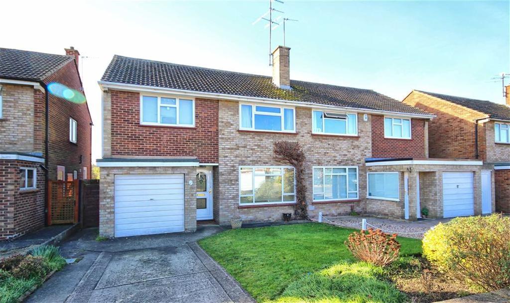 3 Bedrooms Semi Detached House for sale in Whittington Road, Benhall, Cheltenham, GL51