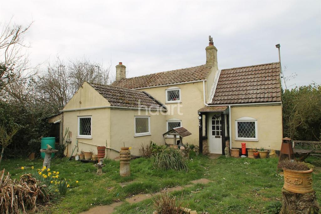 2 Bedrooms Cottage House for sale in Green Road, Upwell