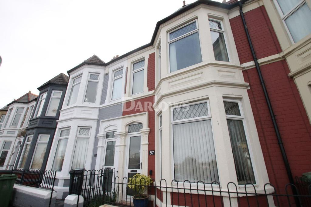 3 Bedrooms Terraced House for sale in Clarence Embankment, Cardiff Bay