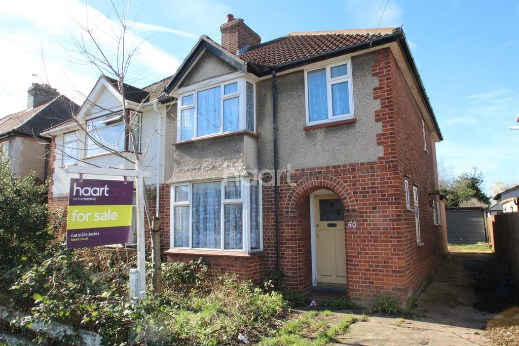 3 Bedrooms Semi Detached House for sale in Coleridge Road, Cambridge