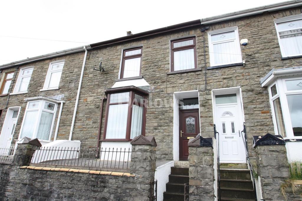 3 Bedrooms Terraced House for sale in Madeline St, Pontygwaith