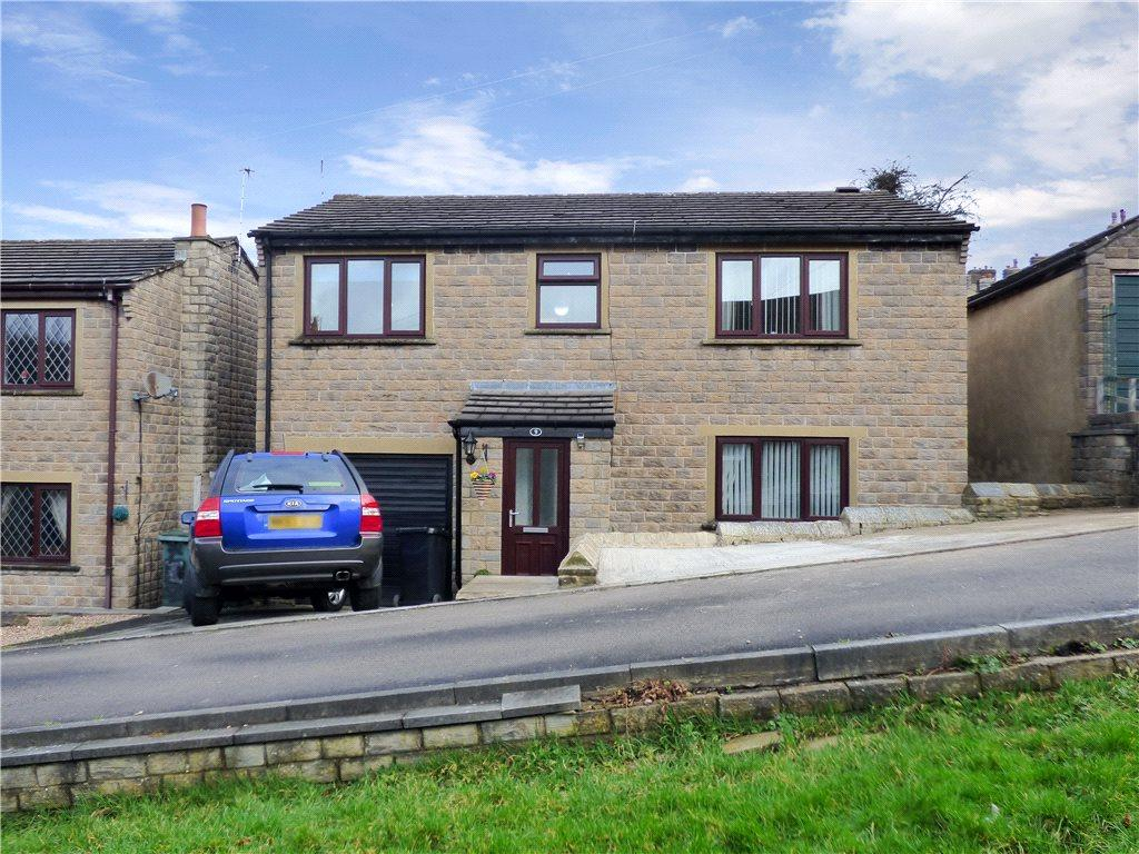 4 Bedrooms Detached House for sale in Ouse Street, Haworth, Keighley