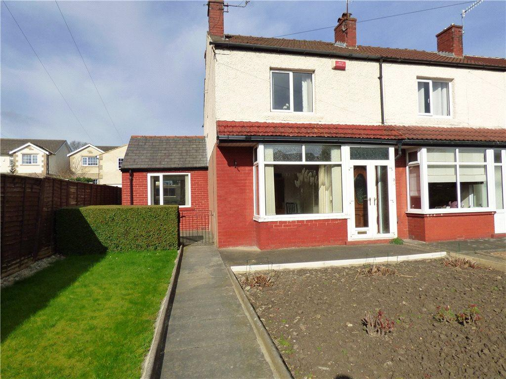 2 Bedrooms End Of Terrace House for sale in Airedale Terrace, Baildon, West Yorkshire