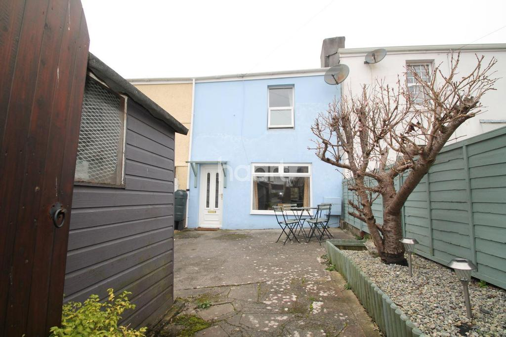 2 Bedrooms Terraced House for sale in Horsham Lane, Crownhill