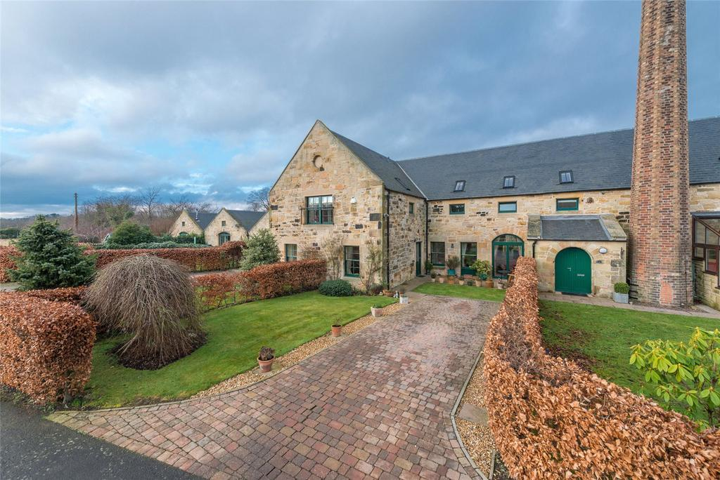 4 Bedrooms House for sale in Kippielaw Steading, Dalkeith, Midlothian