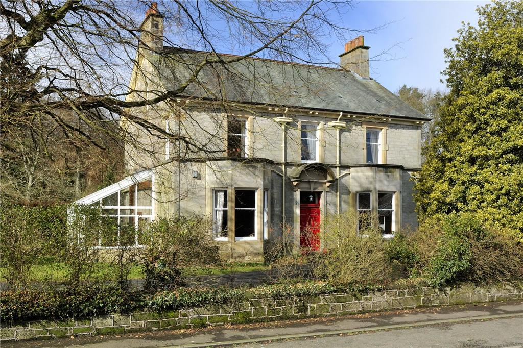 7 Bedrooms Detached House for sale in Holmhead, North Hermitage Street, Newcastleton, Scottish Borders