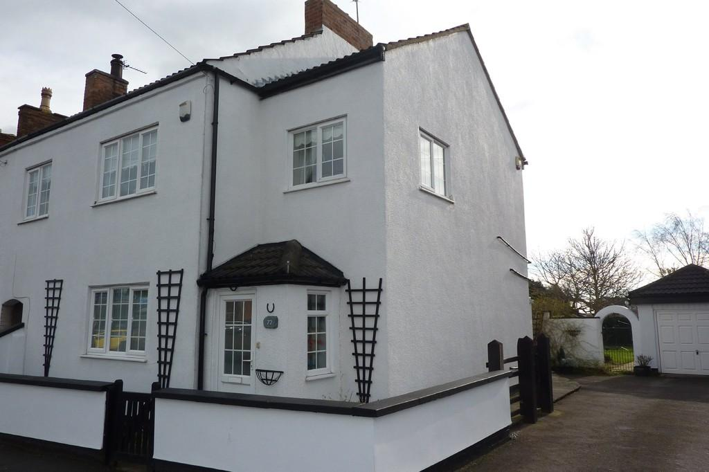 3 Bedrooms Semi Detached House for rent in Nottingham Road, Gotham