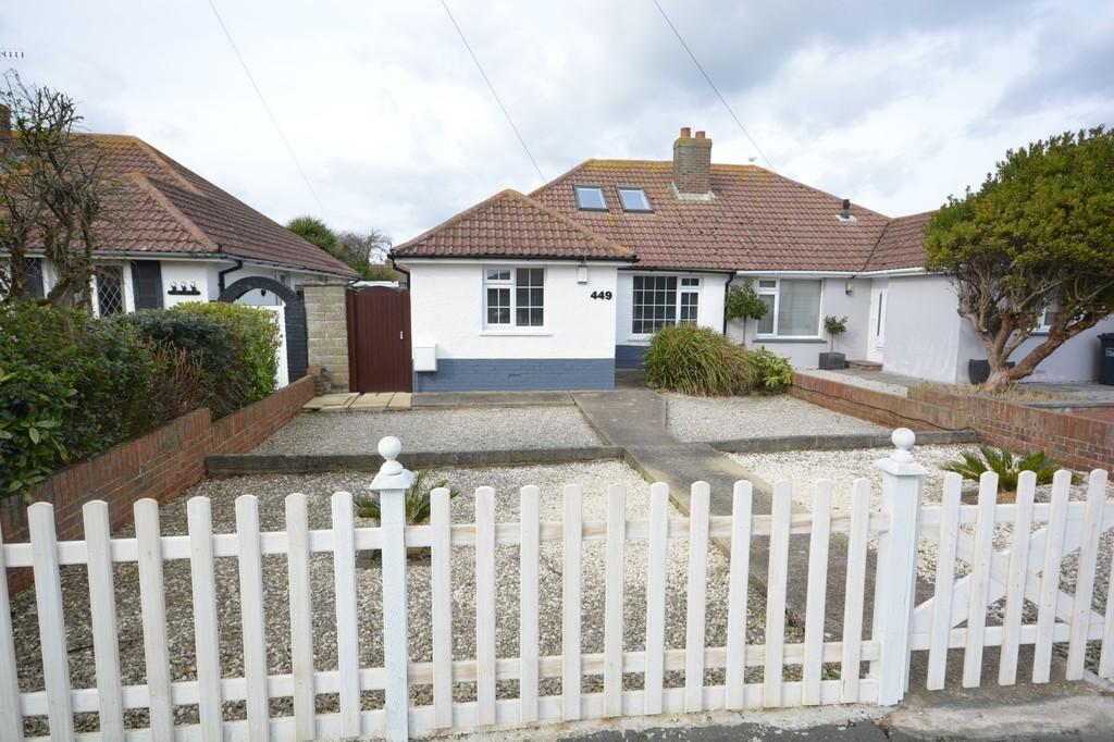 4 Bedrooms Semi Detached Bungalow for sale in Lancing