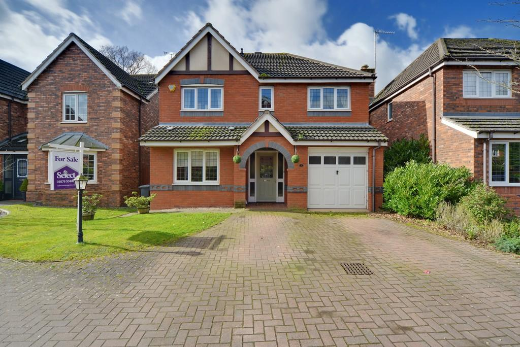 4 Bedrooms Detached House for sale in Hawthorn Drive, Balsall Common
