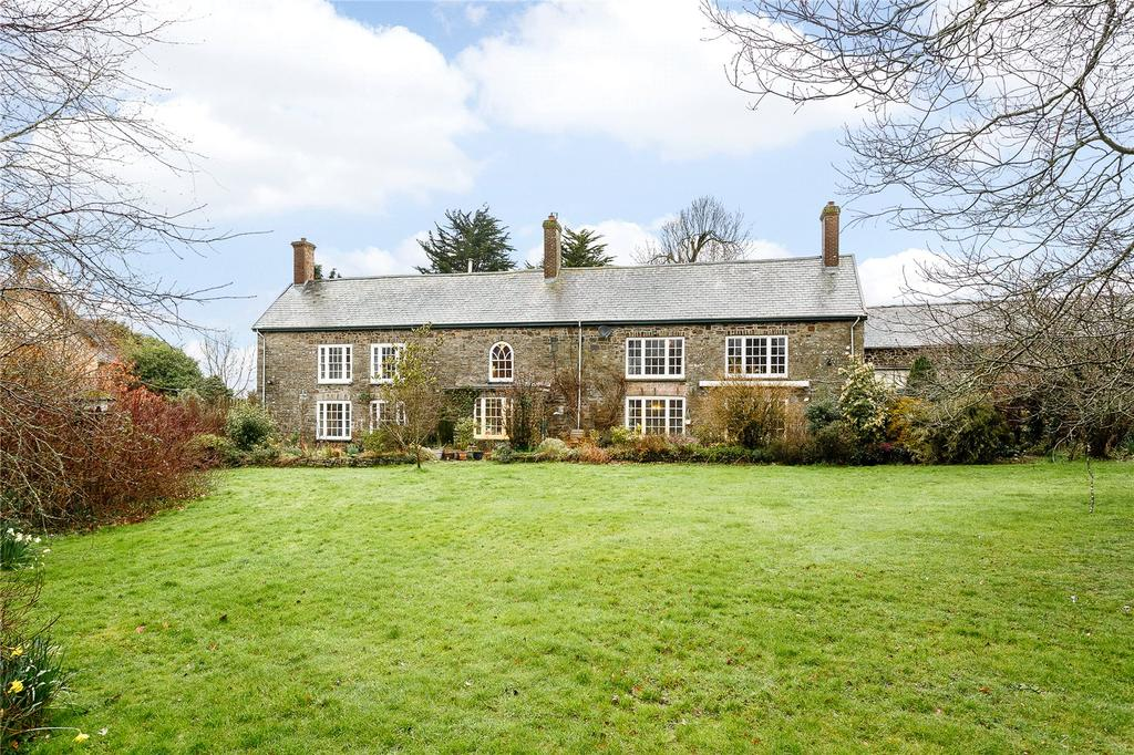 5 Bedrooms House for sale in Newtown, Bishops Nympton, South Molton, Devon