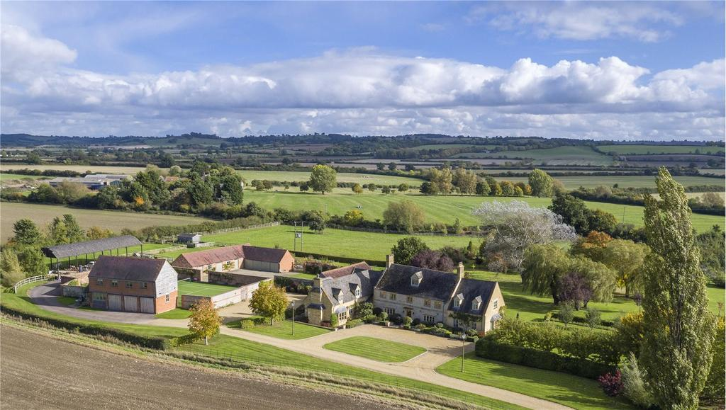 6 Bedrooms Detached House for sale in Honington, Shipston-On-Stour, Warwickshire