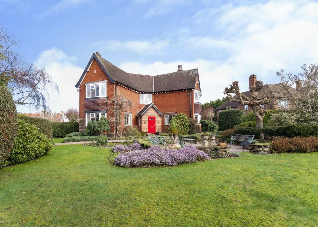 4 Bedrooms Detached House for sale in Wilsthorpe Road, Breaston