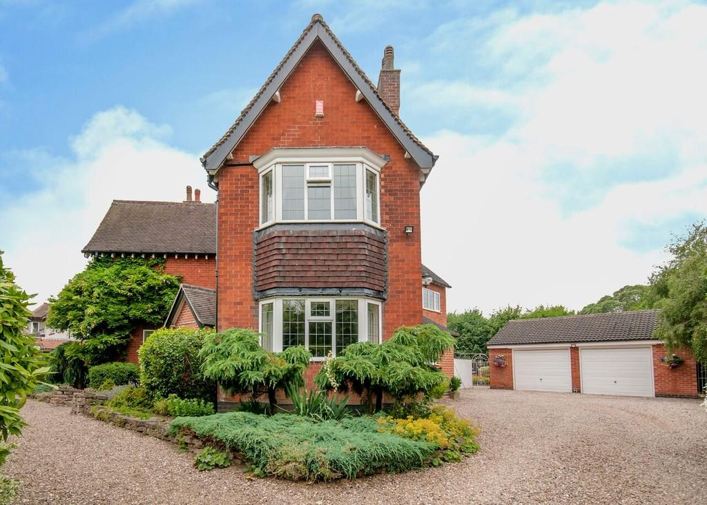 4 Bedrooms Detached House for sale in Wilsthorpe Road, Breaston