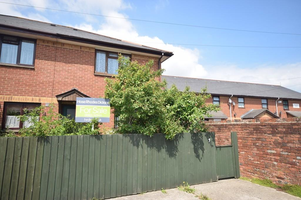 3 Bedrooms End Of Terrace House for sale in Trafalgar Road, Newport