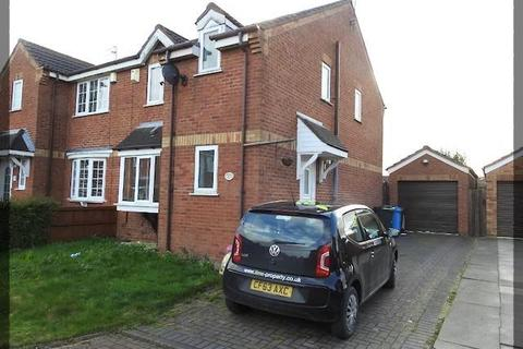 3 bedroom semi-detached house to rent - Robinswood Drive, Leadhills Way, Hull, HU7 4ZD