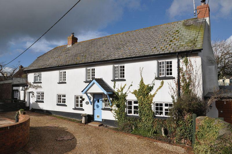 3 Bedrooms Cottage House for sale in Cheriton Fitzpaine, Crediton