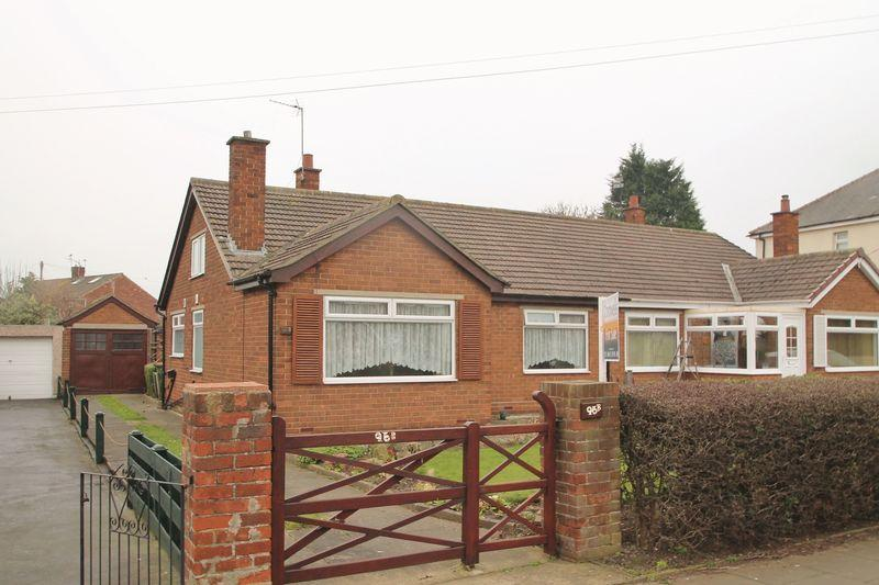 2 Bedrooms Bungalow for sale in Church Lane, Eston