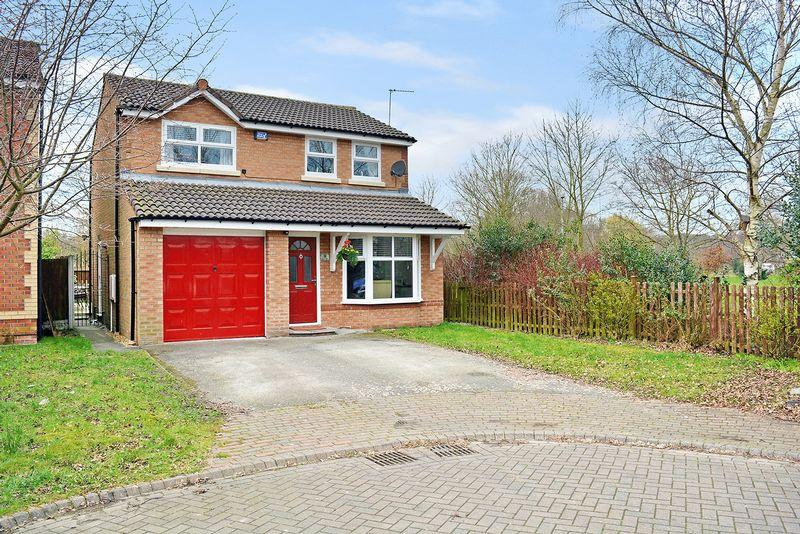 3 Bedrooms Detached House for sale in Seaton Park, Sandymoor, Cheshire