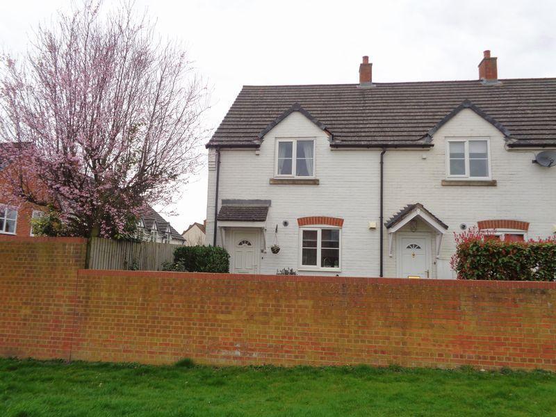 3 Bedrooms Terraced House for sale in Poplar Way, Harvington