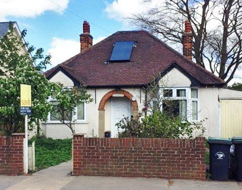 2 Bedrooms Detached Bungalow for sale in High Street, Elsenham, Bishop's Stortford, Hertfordshire, CM22